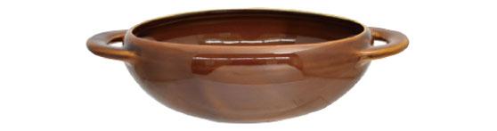 グラタン皿S BR 300ml